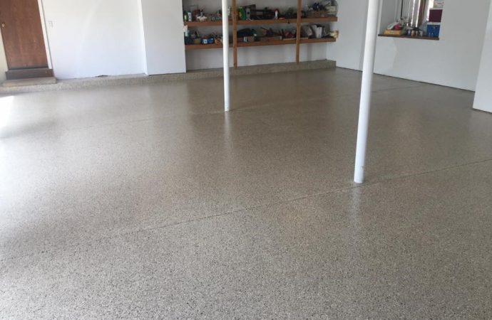 Concrete Floor Coating Can produce a Great First Impression of the Business