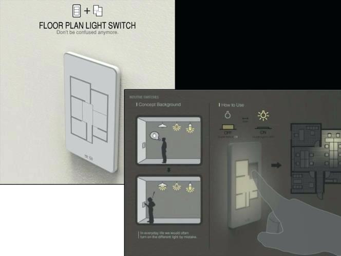 Switch Floor Design