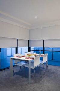 Transform the Look and Feel of Your Living Room with Roller Blinds