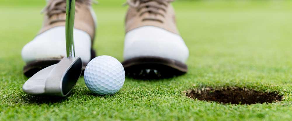 Golf Shots at Home1