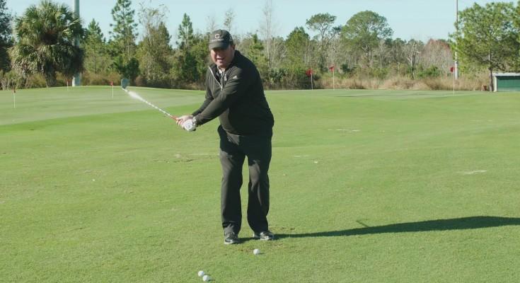 Golf Shots at Home2