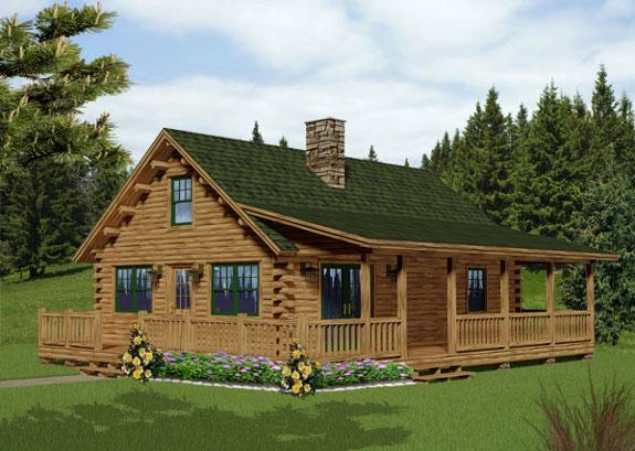 Log Cabin Kits2