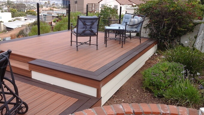Materials for Your Composite Deck
