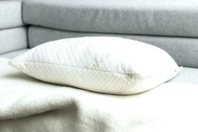 Shredded memory foam pillow1