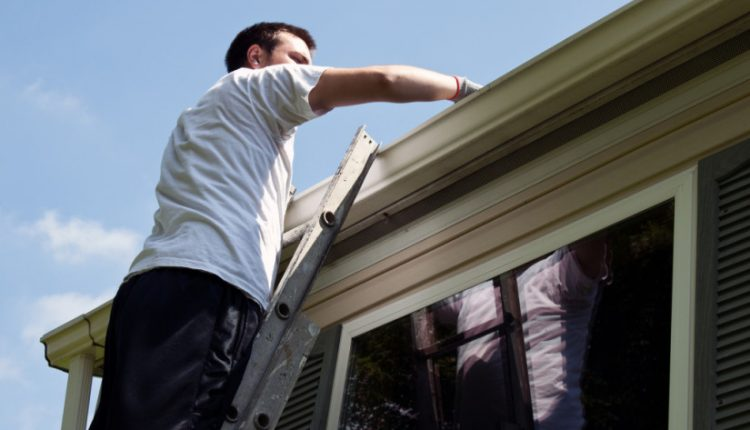 Why Gutter Cleaning Should 1