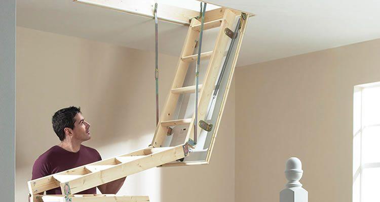 Look When Buying A Loft Ladder