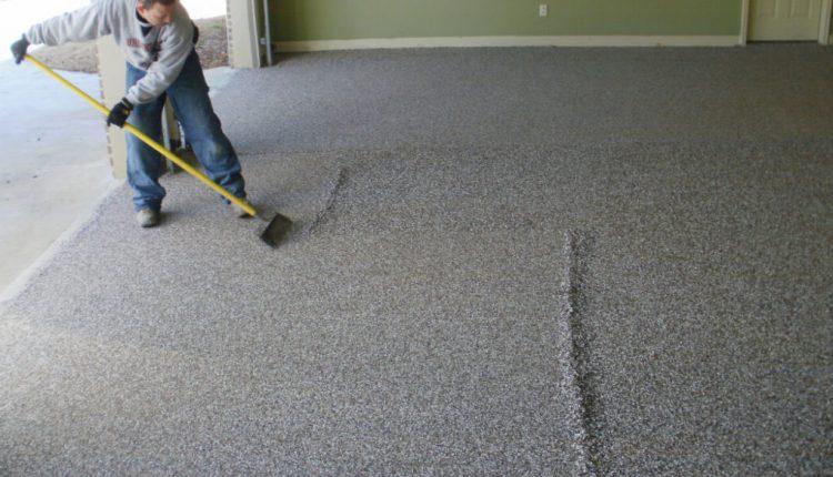 Garage Floor Coating Or Garage Floor Paint Suzuki Auto Professional regarding Garage Floor Coatings
