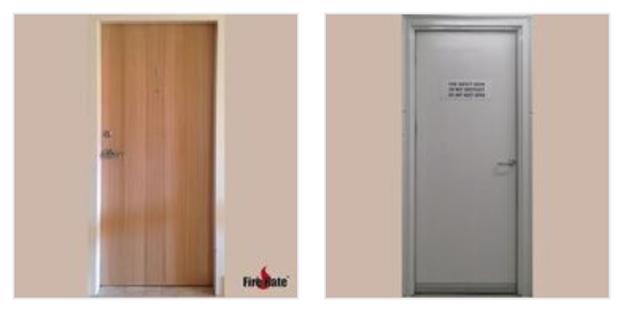 Unlocked Front Door