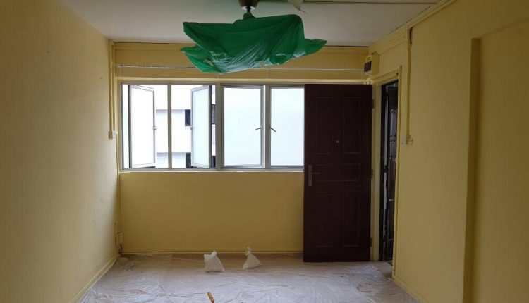 HDB painting package