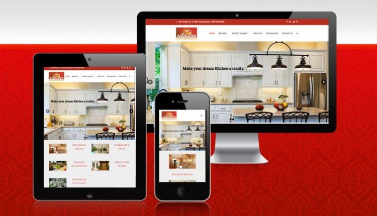 Home Improvement Website01