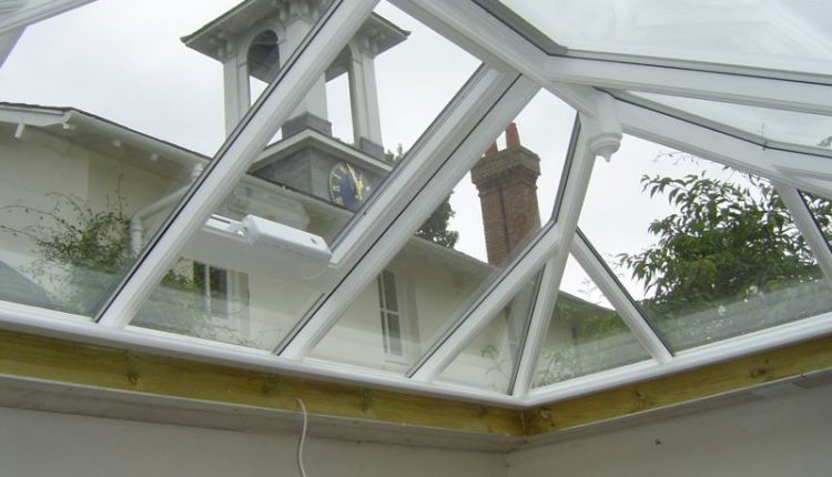 Size of Roof Lantern