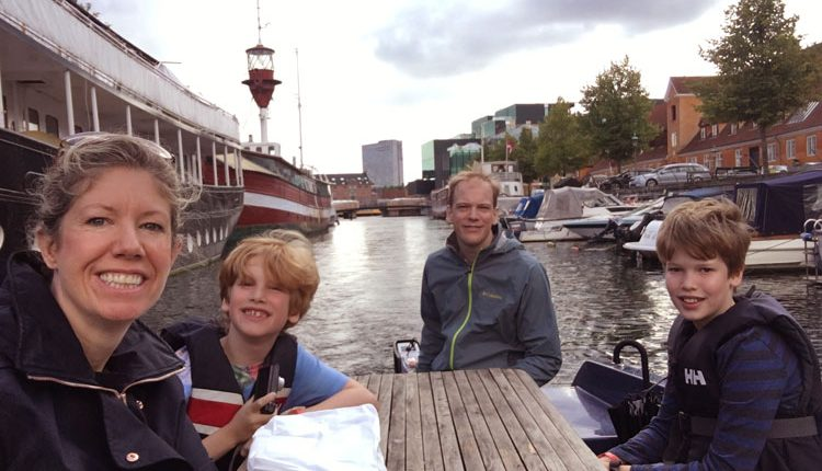 Holidaying In Copenhagen