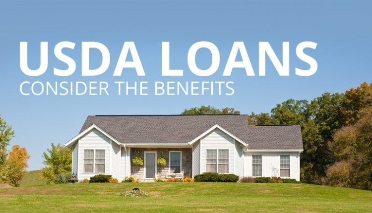 USDA Mortgage Loans1