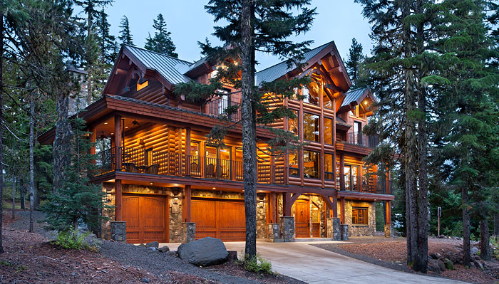 Benefits of Log Homes 2