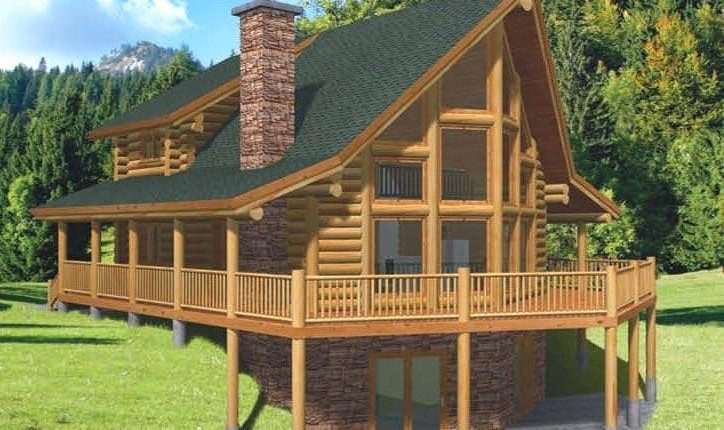 Benefits of Log Homes