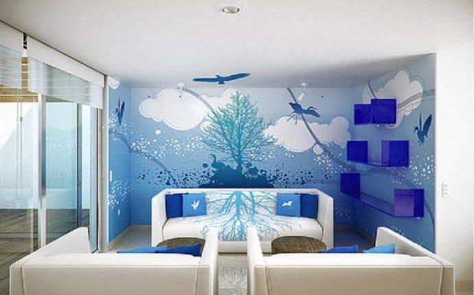 Innovative Wall Paint