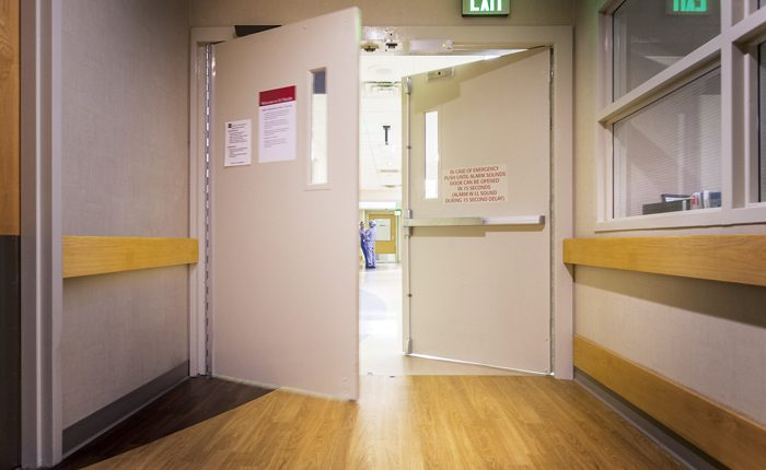 Install the Correct Internal Fire Doors for an Office Environment