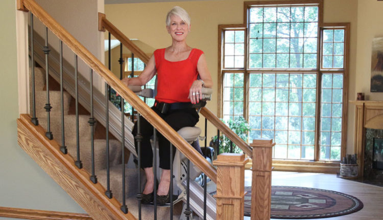 Plan for a Stair Lift