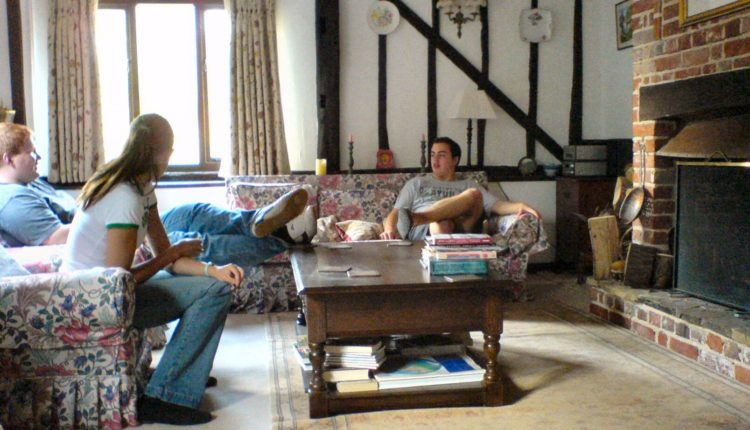 Living Space In Your Current Property