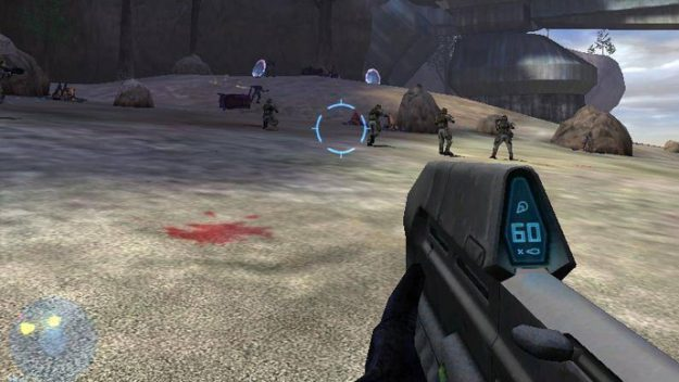 Video Games That Take First-Person Shooters
