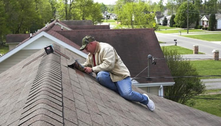 hire a local licensed roofer